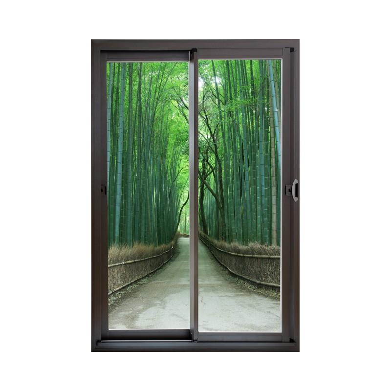 stickers bambou autocollant baie vitr e et bambou pas chere. Black Bedroom Furniture Sets. Home Design Ideas