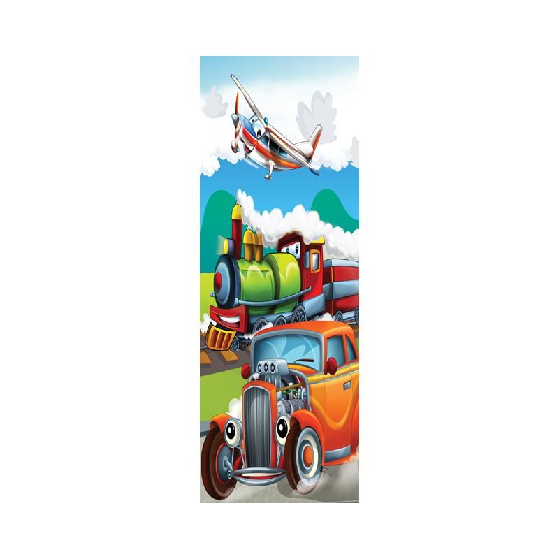 Stickers pour porte v hicule pour enfants tatoutex stickers - Porter plainte pour degradation de vehicule ...