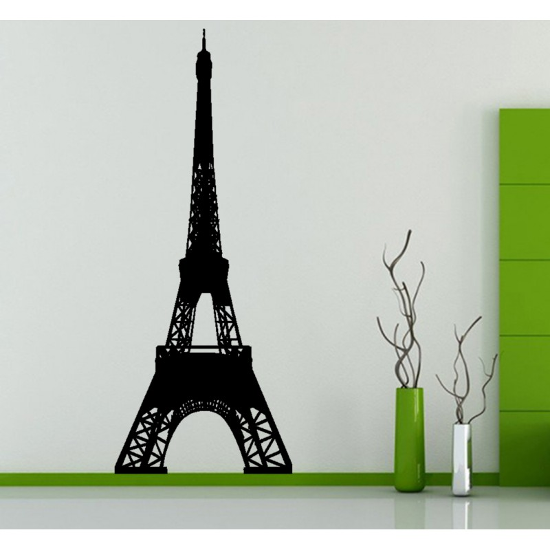 stickers tour eiffel tatoutex stickers. Black Bedroom Furniture Sets. Home Design Ideas