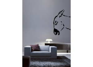 stickers animaux sticker mural d coration animal. Black Bedroom Furniture Sets. Home Design Ideas