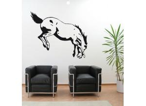Stickers cheval sauvage