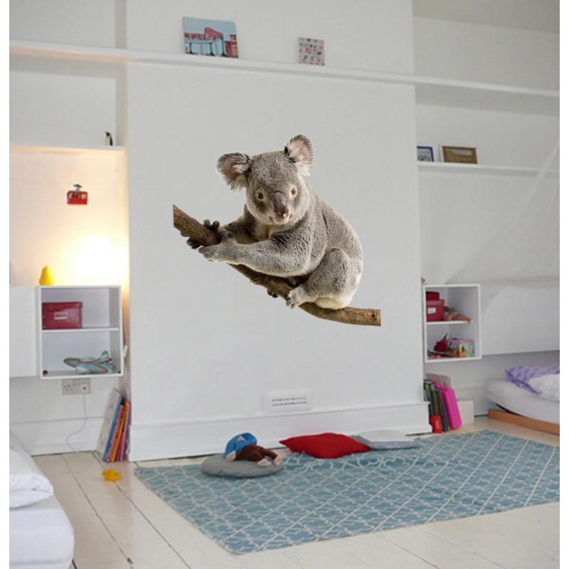 Miroir De Chambre Conforama : Stickers koala Décoration murale adhésive koala tatoutexstickers