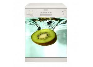 Stickers lave vaisselle kiwi