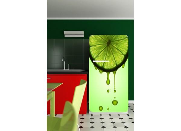 Stickers Citron vert