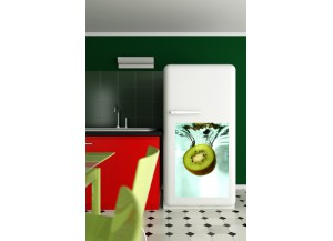 Stickers frigo Kiwi