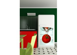 Stickers frigo Tomate