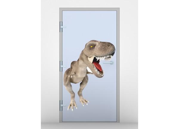 stickers Dinosaure tyrex