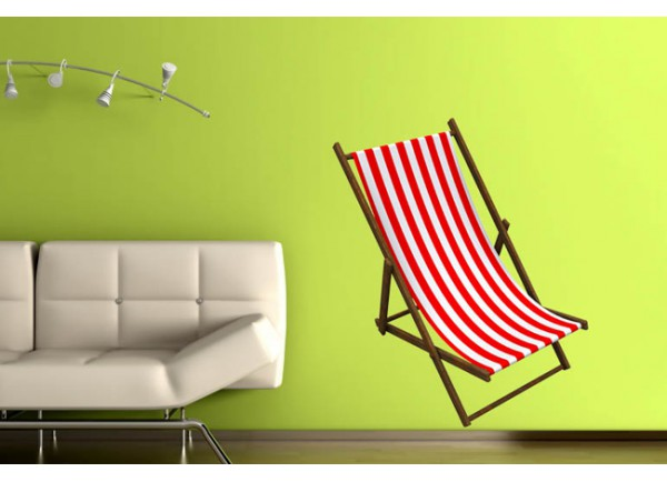 stickers Chaise longue