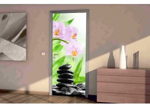 d co adh sive asiatique stickers zen d coration murale asie tatoutex stickers. Black Bedroom Furniture Sets. Home Design Ideas