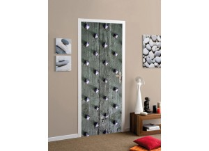 d coration de porte stickers pour porte adh sif porte tatoutex stickers. Black Bedroom Furniture Sets. Home Design Ideas