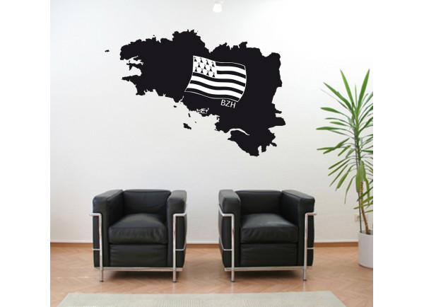 stickers bretagne et drapeau breton