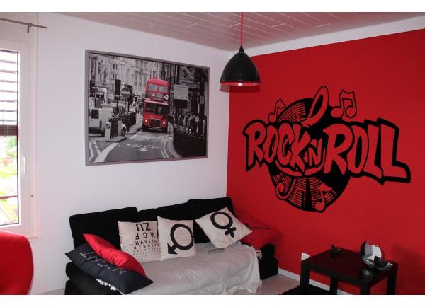 stickers Rock n Roll