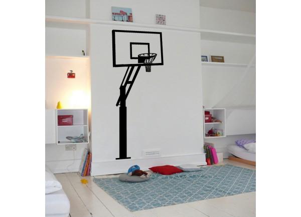 stickers Panier de basket