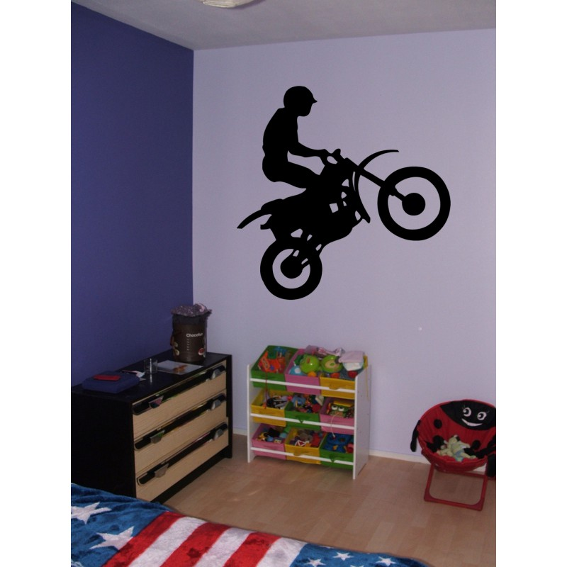 stickers moto cross autocollant moto cross d co moto tout terrain. Black Bedroom Furniture Sets. Home Design Ideas