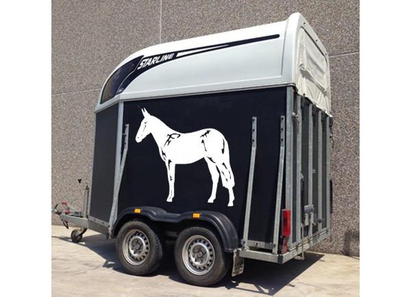stickers Mule