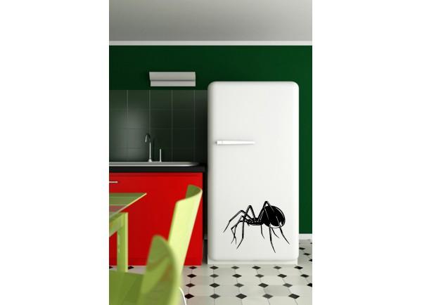 stickers Araignée la veuve noire