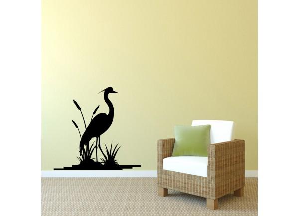 stickers heron