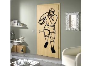 Stickers Rugbyman