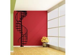 Stickers Escalier en colimaçon