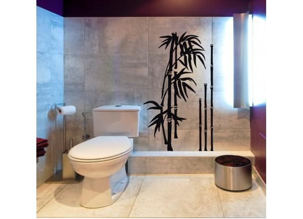 stickers Branche de bambou