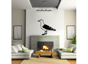 Stickers Mouette
