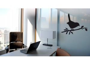 Stickers Oiseau sur une branche