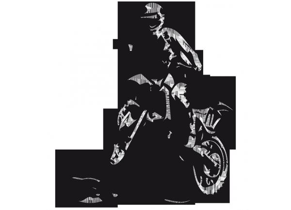 Stickers moto enduro