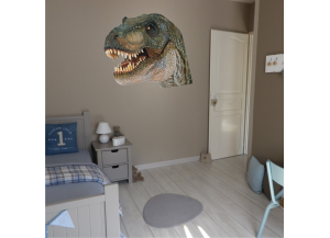 Tête de T-rex