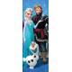 Sticker pour porte Reine de neiges