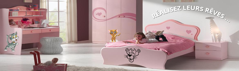 Stickers pour une chambre d'enfant